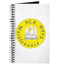 SCA Maintenance Team Journal
