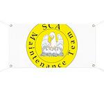 SCA Maintenance Team Banner