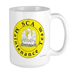 SCA Maintenance Team Large Mug