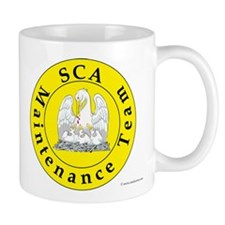 SCA Maintenance Team Mug