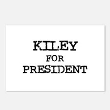 Kiley for President Postcards (Package of 8)