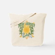 Go Solar New Jersey Tote Bag