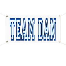 TEAM DAN Banner