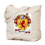 Wemyss Family Crest Tote Bag