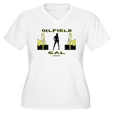 Oilfield Gal T-Shirt