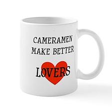 Cameraman Small Mug
