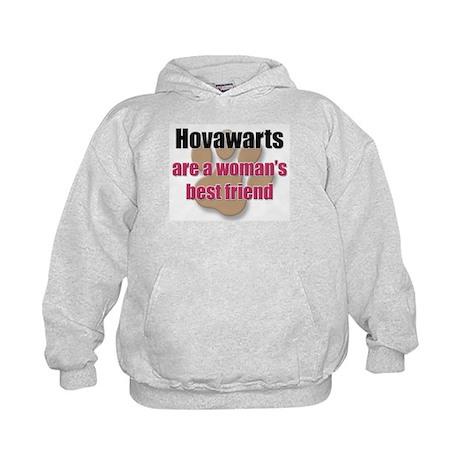 Hovawarts woman's best friend Kids Hoodie