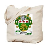 Whipps Family Crest Tote Bag