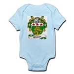 Whipps Family Crest Infant Creeper