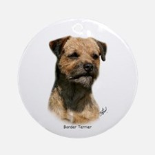 Border Terrier 9Y325D-046 Ornament (Round)