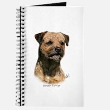 Border Terrier 9Y325D-046 Journal