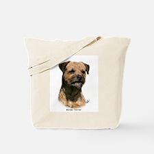 Border Terrier 9Y325D-046 Tote Bag
