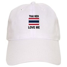 Thai Men Love Me Baseball Cap