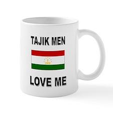 Tajik Men Love Me Mug
