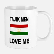 Tajik Men Love Me Mug
