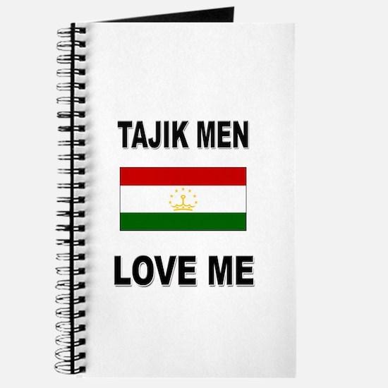 Tajik Men Love Me Journal