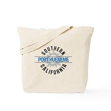 Port Hueneme California Tote Bag