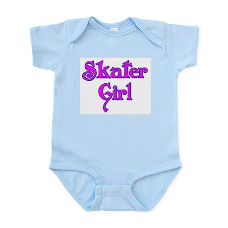 Skater Girl Infant Creeper