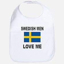 Swedish Men Love Me Bib