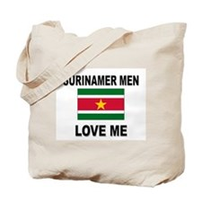 Surinamer Men Love Me Tote Bag