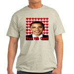 Obama Yes We Can Light T-Shirt