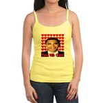 Obama Yes We Can Jr. Spaghetti Tank