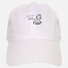 Don't forget to vote Baseball Baseball Cap