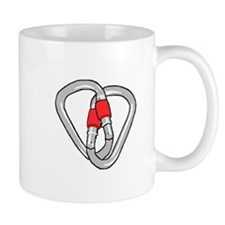 Interlocking Carabiners Mug