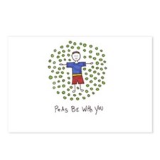 Cute Inspirational Postcards (Package of 8)