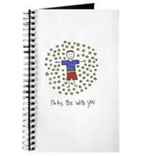 Funny Positive message Journal