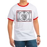 TV Test Pattern Indian Chief Ringer T