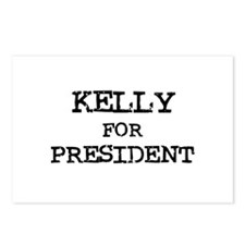 Kelly for President Postcards (Package of 8)