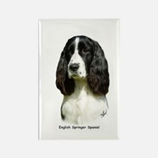 English Springer Spaniel 9J37D-20 Rectangle Magnet