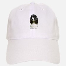 English Springer Spaniel 9J37D-20 Baseball Baseball Cap