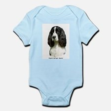 English Springer Spaniel 9J37D-20 Infant Bodysuit
