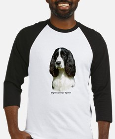 English Springer Spaniel 9J37D-20 Baseball Jersey