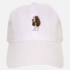English Springer Spaniel 8M15D-05 Baseball Baseball Cap