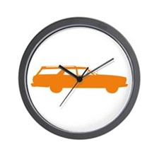 '74 Wagon Wall Clock