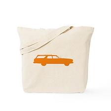 '74 Wagon Tote Bag