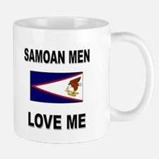 Samoan Men Love Me Mug