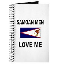 Samoan Men Love Me Journal
