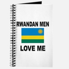 Rwandan Men Love Me Journal