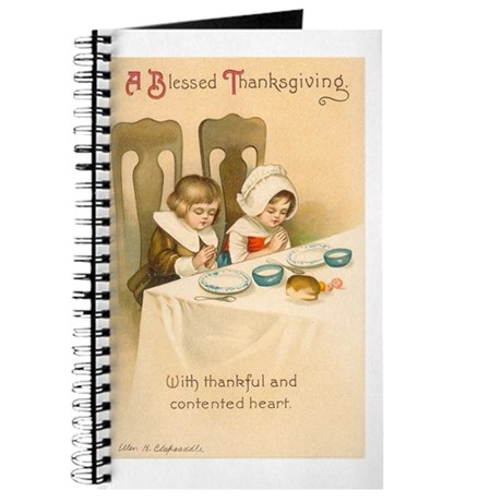 Blessed Thanksgiving Journal