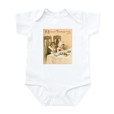 Blessed Thanksgiving Infant Bodysuit