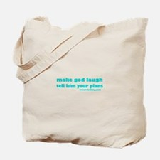 Your Plans Tote Bag