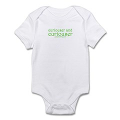 Curiouser & Curiouser Infant Bodysuit