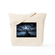 Dragon flight Tote Bag