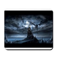 Dragon flight Mousepad