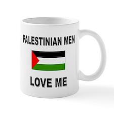 Palestinian Men Love Me Mug