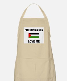 Palestinian Men Love Me BBQ Apron